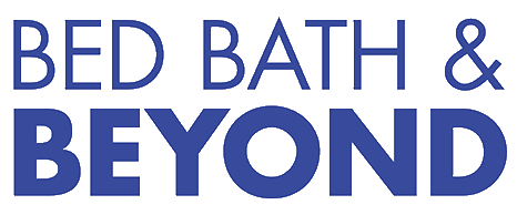 Bed Bath and Beyond logo and link to registry